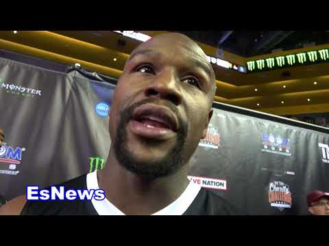 Floyd Mayweather Reaction To Broner Saying Anyone Thinking Pacquiao Better Than Floyd Is CRAZY
