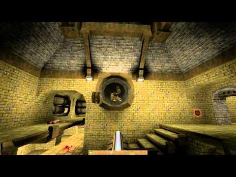 Bad Dark Cistern by Negke - Quake Single Player