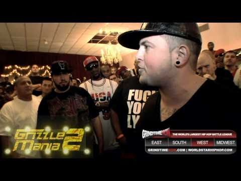 Grind Time Now Presents: E Ness vs Iron Solomon