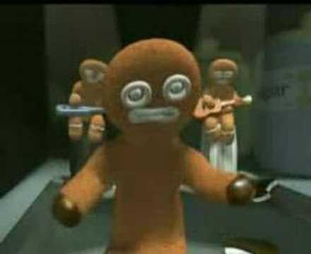 Gingerbread Cookie Blues