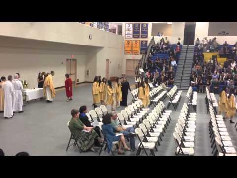 Bishop Amat Senior Mass Night
