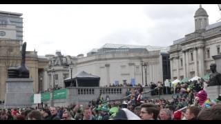 Saqid Khans Speech @ St Patricks Day 2017, Trafalgar Square Londonhttp://www.standard.co.uk/news/london/st-patricks-day-parade-2017-thousands-of-londoners-transform-capital-into-sea-of-green-a3493636.html
