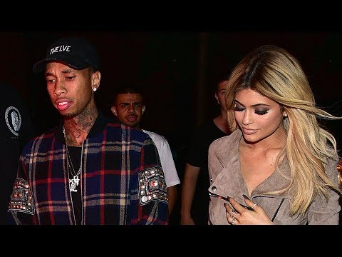 Tyga Talks Breakup With Kylie & Says He Warned Rob About Chyna