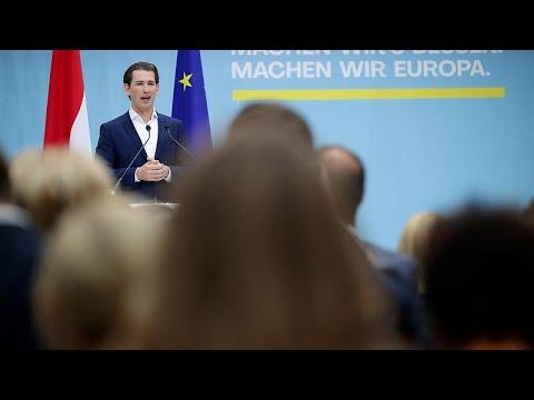 Österreich: Bundeskanzler Kurz kündigt Neuwahlen an