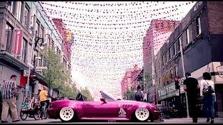 Pink BMW Z3 ll Ladies on Wheels