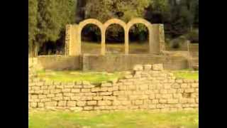 Fiesole Italy  city photos : The ruins of ancient Fiesole in Tuscany Italy