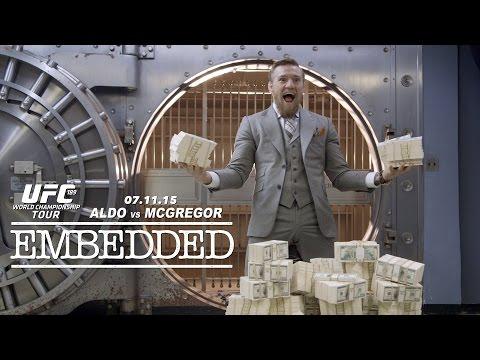 UFC 189 World Championship Tour Embedded: Vlog Series – Episode 7