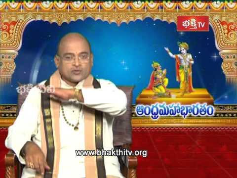 Andhra Mahabharatam - Salya Parvam (Episode 1310   Part 3)