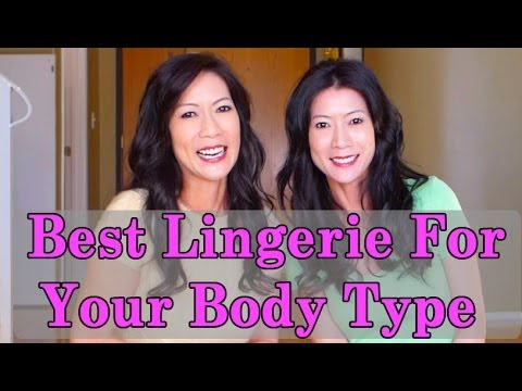 The Best Lingerie For Your Body Type- Beautyconsultants Ava Tai Arlene Tai