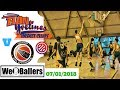 Elan Yvelines Basket Clubs vs Ozoir val d'Europe 07/01/2018 We R Ballers Highlights