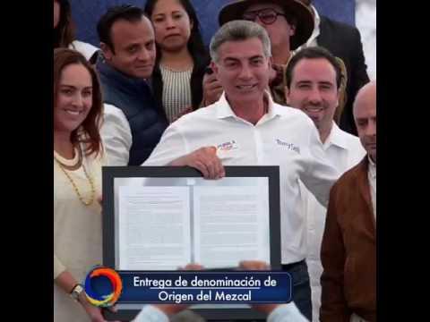 Puebla recibe denominación de origen en Mezcal