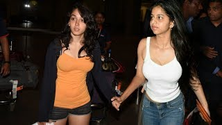 Download Video Aamir Khan's Daughter Ira And Shahrukh Khan Daughter Suhana Ready For Bollywood Debut MP3 3GP MP4