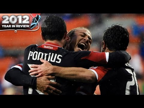 All the D.C. United 2012 Goals