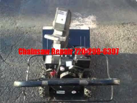 MTD Yard Machine Chainsaw Repair Aurora | 720-298-6397