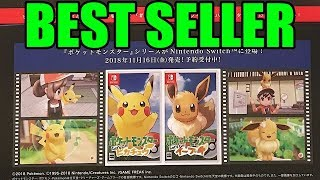 Pokemon Let's Go Games ARE NOT Underperforming by Verlisify