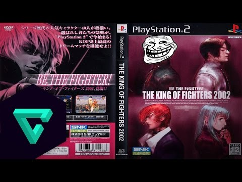 the king of fighters 2002 playstation 2 trucos