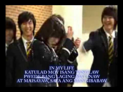 (RERECORDED) BOYS OVER FLOWERS - PARADISE TAGALOG