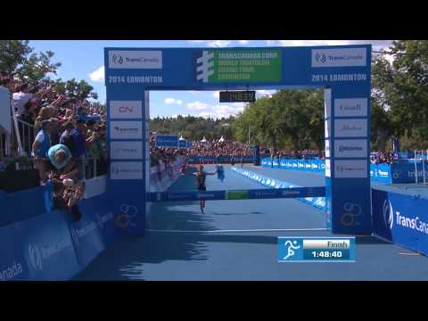 Triatlon: Gómez Noya tetracampeón del mundo.