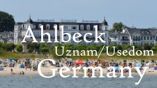 Seebad Ahlbeck Germany  city photos gallery : Ahlbeck in Uznam/Usedom (Germany)