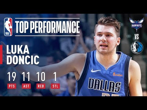 Video: Luka Doncic Records His 3rd TRIPLE-DOUBLE | February 6, 2019
