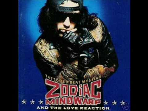 Zodiac Mindwarp & the Love Reaction: Planet Girl online metal music video by ZODIAC MINDWARP AND THE LOVE REACTION