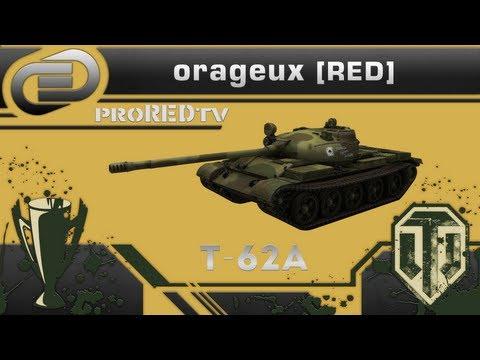 Обзор Т-62А   orageux[RED]