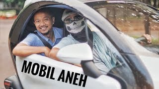 Download Video Bersama Fitra Eri mencoba Renault Twizy MP3 3GP MP4