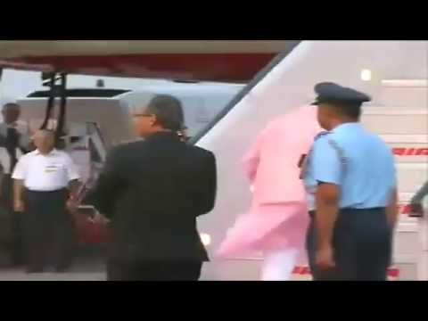 Japan - The Prime Minister, Shri Narendra Modi, departs for Japan at the invitation of Japan Prime Minister Shinzo Abe, for the Annual Summit.