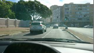Driving by a Ford Kuga