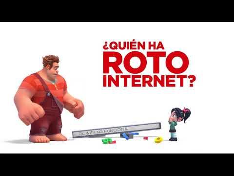 Ralph Rompe internet - Día de Internetl?>