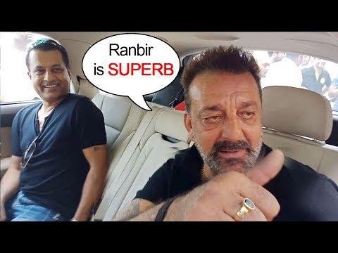 Video Sanjay Dutt's AMAZING Reaction On Sanju Movie- Ranbir Kapoor - Super Hit download in MP3, 3GP, MP4, WEBM, AVI, FLV January 2017