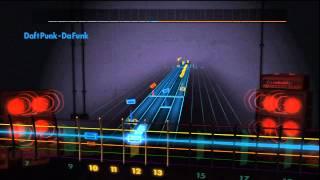 Skrillex, Daft Punk, Eiffel 65 Playthrough (Rocksmith 2014 PS3)