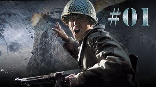 Call of Duty 2 #01 - [GMSVidea][CZ]