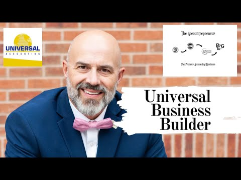Universal Business Builder   Helping Business Owners