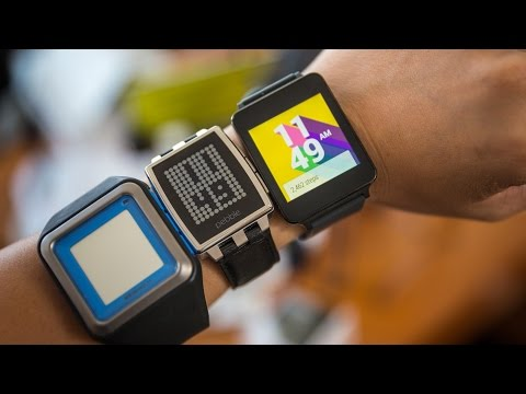 Tested In-Depth: Android Wear LG G Watch