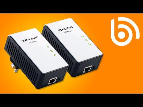 TP-LINK HomePlug Range