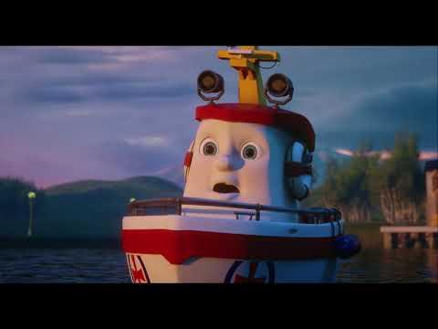 Sus ancora! Elias și secretul din Marele Port - Official Trailer RO dublat