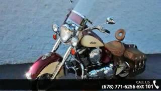 9. 2012 Indian Chief Vintage  - Atlanta Highway Indian Motor...