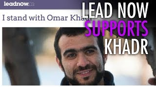 Brian Lilley debunks LeadNow's deceptive campaign designed to show that Canadians support self-confessed terrorist Omar Khadr. MORE: https://www.therebel.media/debunking_leadnow_s_pro_khadr_campaign_of_lies_and_race_baitingSubscribe to the Rebel's YouTube channel: http://www.youtube.com/c/RebelMediaTVPLUS http://www.Facebook.com/JoinTheRebel *** http://www.Twitter.com/TheRebelTVHelp raise $1,000,000 for Sgt. Chris Speer's kids!Trudeau gave terrorist Khadr $10,000,000. Let's pay for college for his victim's fatherless kids.https://www.TheRebel.media/speer_kids