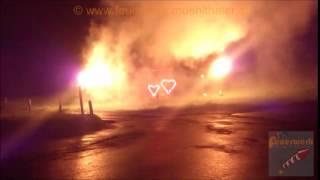 Bodenfeuerwerk 1