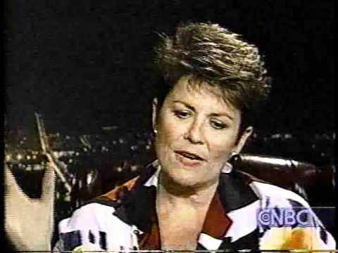 Comic Kate Clinton on the Tom Snyder Show Part 2 of 2
