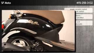 10. 2012 SYM Mio 50 Bay Area Scooter  - Embarcadero