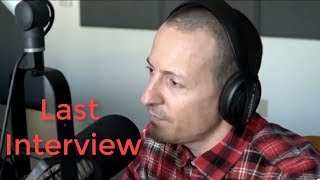 Video Chester Bennington Last Interview About His Depression which caused his suicide Tribute to Chester MP3, 3GP, MP4, WEBM, AVI, FLV April 2018