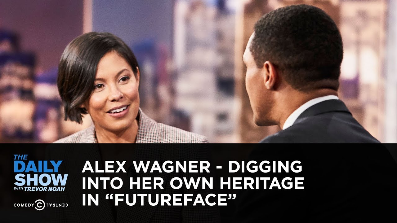 "Alex Wagner – Digging Into Her Own Heritage in ""Futureface"" 