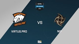 NiP vs VP, game 1