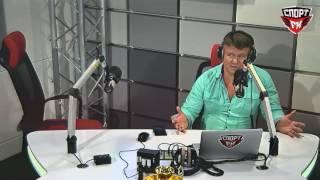 Олег Тактаров в гостях у Двойного удара