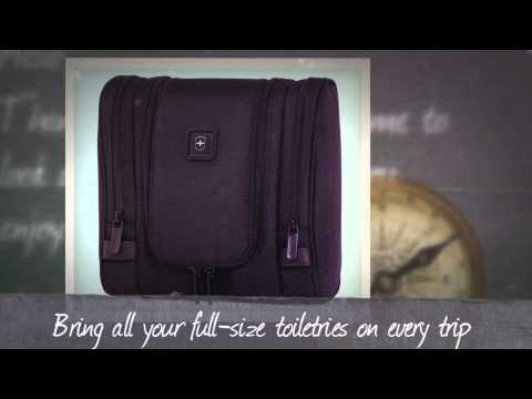 Victorinox Truss Hanging Toiletry Kit