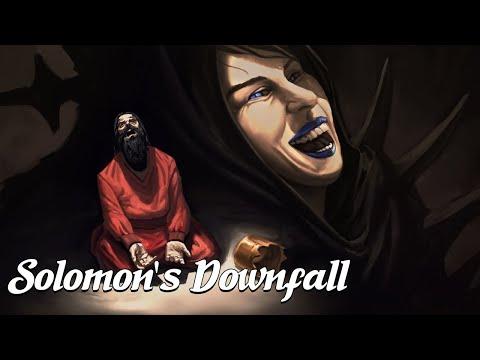Solomon's Downfall [Testament of Solomon] (Angels & Demons Explained)