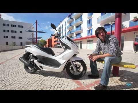 Honda PCX.mov