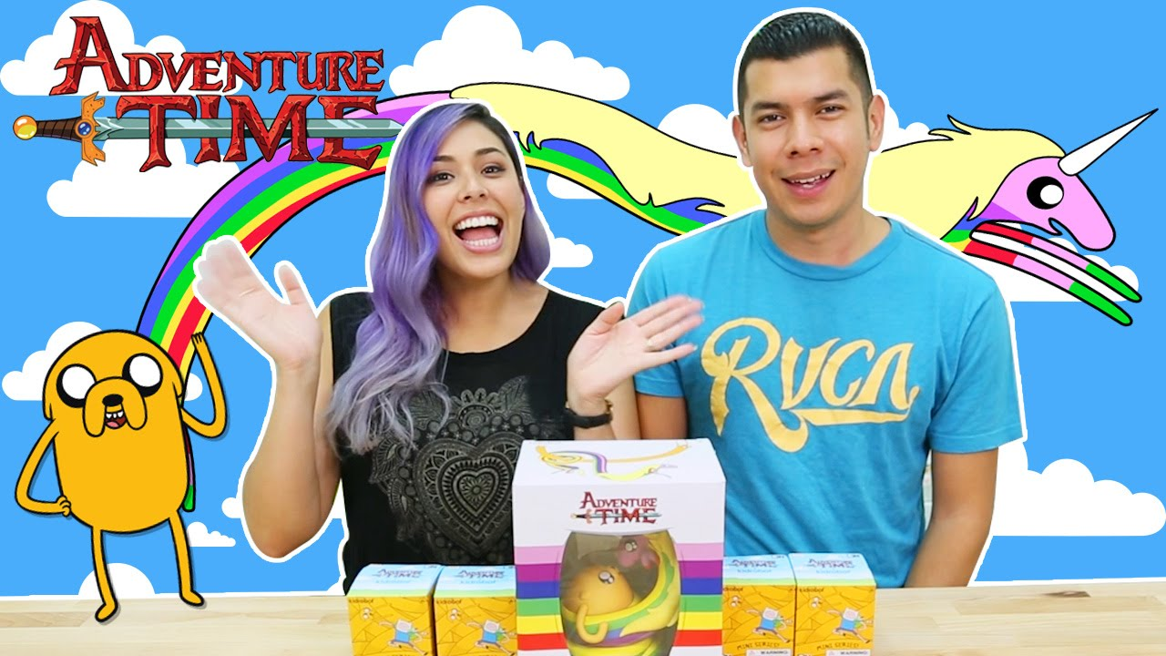 Adventure Time! – Jake & Lady Rainicorn Vinyl + Blind Boxes